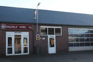Autobedrijf Karel Hol Gemert
